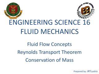 3.1 Reynolds Transport Theorem, Conservation of Mass.pdf