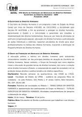 edital de seleção viii grupo de formação em advocacia em direitos humanos.doc