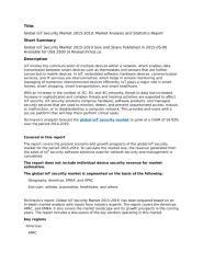 Global IoT Security Market 2015-2019.pdf