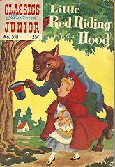 Classics Illustrated Junior #510 Little Red Riding Hood.cbr