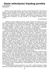 Dr Simo Jelaca - Osam milenijuma Srpskog porekla.doc