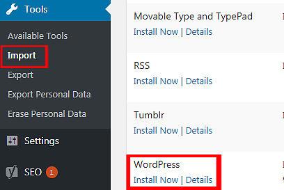 import-wordpressdotcom