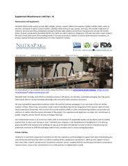 Supplement Manufacturers USA Part - III.pdf