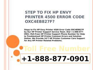 Step to Fix HP Envy Printer 4500 Error (1).pptx