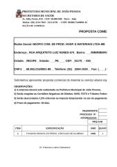 Proposta Proc - 06419 - 2013 - REQ.GAB - LUIZ FELIPE DE LIMA BARBOSA - MAT.CIRURGICO.xlsx