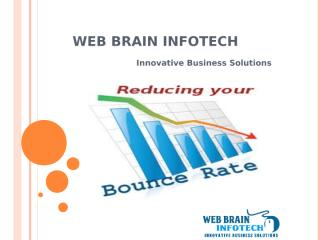 Reducing the Bounce Rates of Your Website.ppt